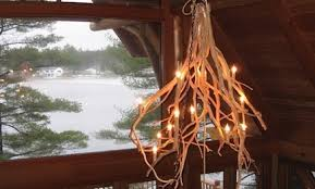Diy Rustic Chandelier Diy Rustic Chandelier Care2 Healthy Living