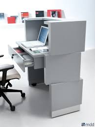 zen reception desk white buy online at best price sohomod