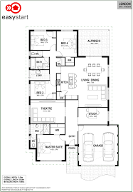 design floorplan london easystart home designs perth