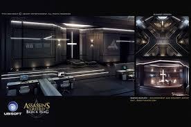 bunker design video games artwork
