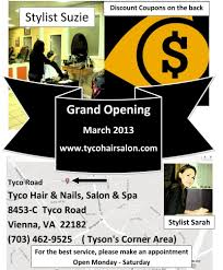 tyco hair u0026 nails salon u0026 spa hair salons 8453 c tyco rd