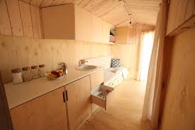 Tiny House Vacation Micro Vacation Hut On Wheels Is An Affordable Way To Travel
