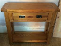 harveys toulouse oak console table in eccles manchester gumtree