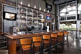 industrial bar design home design ideas