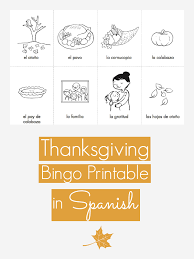 free thanksgiving bingo and memory printable in