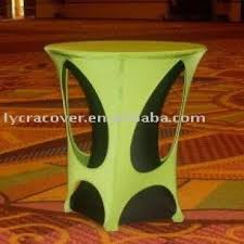 Spandex Table Cover Spandex Cocktail Table Cover Spandex Cocktail Tablecloth Lycra
