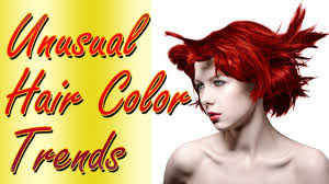 Hair Color To Look Younger Unusual Hair Color Trends That Make You Look Younger Nfx Fashion