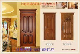 Paint Interior Doors by Paint Carved Oak Doors Interior Doors Of Solid Wood Doors Of Solid