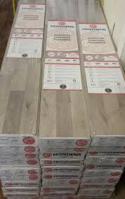 laminate flooring clearance sale howdens grey wood effect price