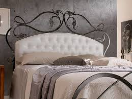 Black Metal Headboard And Footboard Bedroom Gorgeous Cozy Bedroom Design With Awesome Black Wrought