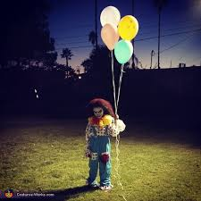 Scary Clown Costumes Halloween Scary Clown Costume Boy