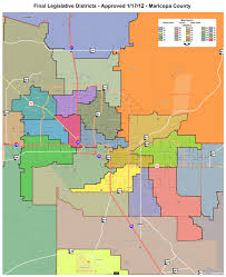 Map Of Arizona Cities Final Maps