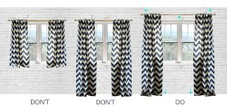 How High To Hang Curtains Smart Home Decorating Tips