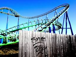 Six Flags Ct Spooky Abandoned Amusement Parks Around The World