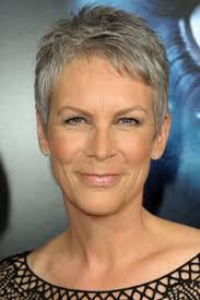 how to get jamie lee curtis hair color lazy days and sundays how do you feel about gray hair