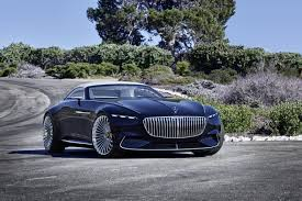 drake cars mercedes maybach 6 cabriolet future of luxury cars