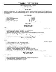 exles of resumes for restaurant homework help science writing science assignment help service