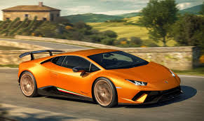 lamborghini customised lamborghini huracan performante officially revealed performancedrive