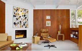 wood paneling modern 20 charming living rooms with wooden panel walls rilane