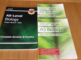 biology a level revision guides posot class