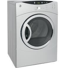 Cloths Dryers Ge 7 0 Cu Ft Super Capacity Electric Dryer Dcvh680ejms Ge