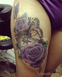 flower tattoos designs pictures page 175