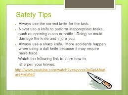 safety kitchen knives knife safety tips to keep you safe the kitchen safety tips