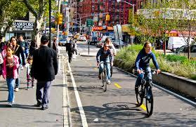 Citi Bike New York Map Top 10 Cycling Communities In The Us City Clock