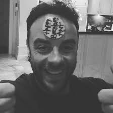 i m a s ant mcpartlin all smiles as he celebrates his