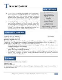 Resume Examples For Office Jobs by Doc 728942 Administrative Manager Resumes Template