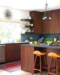furniture kitchen design best 25 mid century kitchens ideas on midcentury