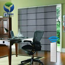 Motorised Vertical Blinds Wholesale Cordless Smart Power Pvc Motorised Vertical Blinds Buy