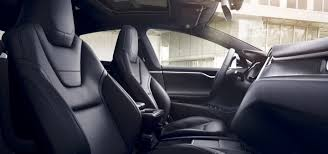 Tesla Carbon Fiber Interior Designer Goes Eco Friendly With Concept And Tuned Tesla S