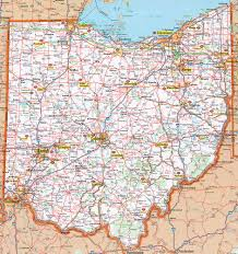 Orrville Ohio Map by Image Gallery Ohio Road Map