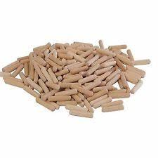 wooden dowel pin spacers kuci design uk stockist of brick