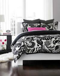 Black Floral Bedding Your Black And White Bedding Makeover Luxury Linens Magazine