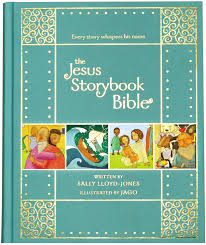 the jesus storybook bible 10th anniversary gift edition sally