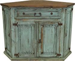 distressed corner tv cabinet antique turquoise corner tv stand turquoise corner tv stand