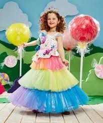 Princess Lolly Halloween Costume Rainbow Hair U0026 Candy Queen Halloween Costume Pretty Hair