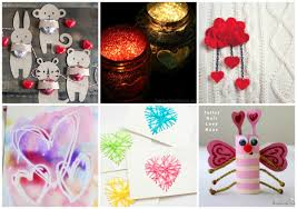 valentine crafts for kids enchanted pixie