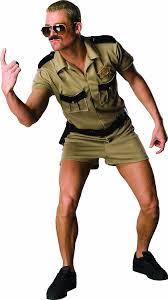 spirit halloween dekalb il amazon com reno 911 dangle costume clothing