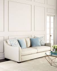 Down Filled Sectional Sofa by Feather Down Sofa Horchow Com
