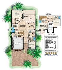 narrow home floor plans seabreeze floor plan narrow lot house plans by weber design