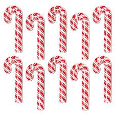 amazon com beistle 10 pack mini christmas stocking cutouts 7 1 4