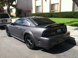 2003 mustang gt parts 2000 mustang louver 2000 ford mustang parts car in nuys ca
