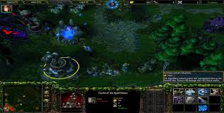 Warcraft 3 Maps Dota Classic Recreation Of The Original Eul Map First Dota Ever