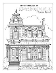 coloring book contest the westcott house