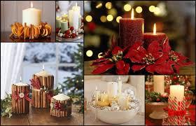 composizione di candele candele natalizie fai da te 3 idee semplici da realizzare