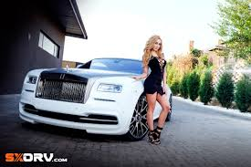 mansory wraith crystal potgieter rolls royce wraith exclusive interview