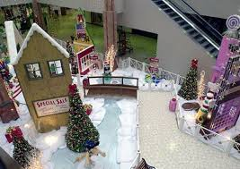 Rooftop Christmas Decorations For Sale by Shopping Center Christmas Decorations Holiday Mall Displays